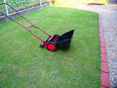 手動芝刈り機バーディーモアーGSB-2000